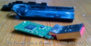 Common Failures to USB Flash Drives, A Broken USB Port.