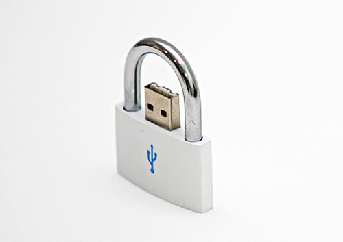 Encrypted-Flash-Drive
