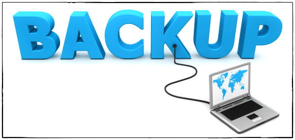 Always backup your files monthly and properly with an external USB hard drive solution.