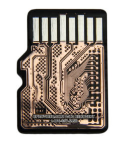 microSD Pinout for Data Recovery