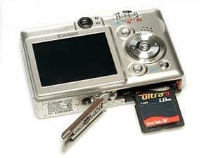 SDHC-Camera-Card