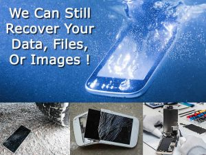 Damaged Smartphone Data Recovery