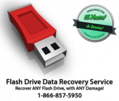 Flash Drive Data Recovery Service with eProvided.
