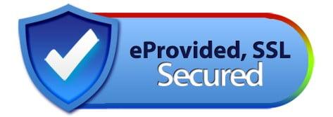 eProvided SSL Secured